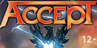 Accept: The Rise of Chaos Tour 2018!